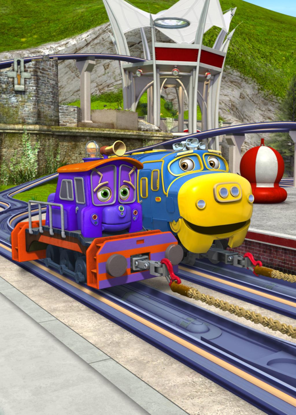 Chuggington/Disney Jr. Special News