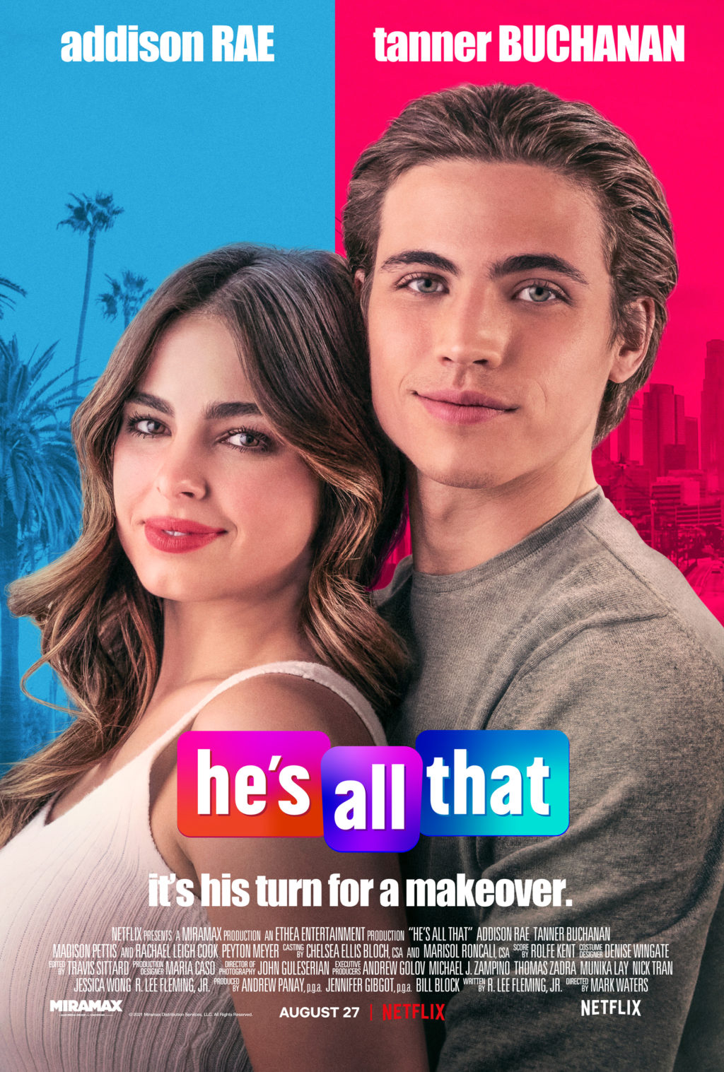 He's All That Coming To Netflix