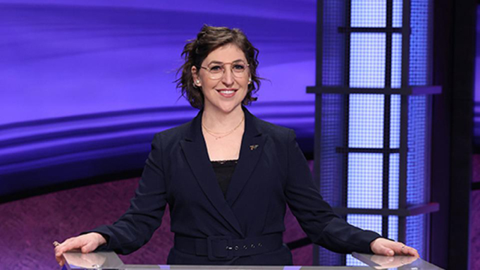 Mayim Bialik To Fill In As Jeopardy Host
