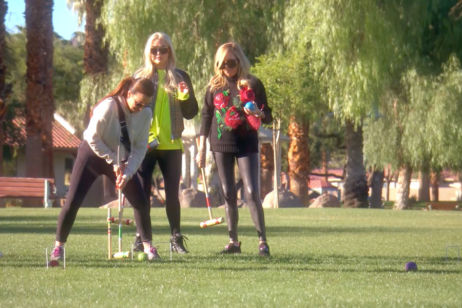 The Real Housewives of Beverly Hills Recap for Ice Queen of the Desert
