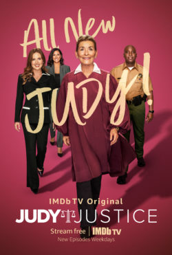 Judy Justice to Premiere on IMdbTV