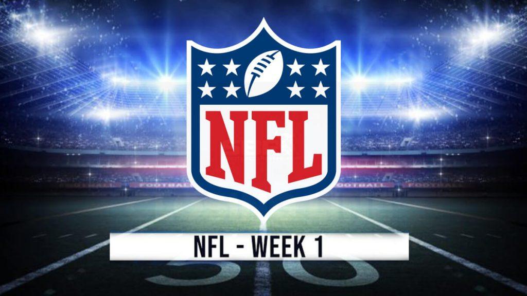 NFL 2021 Week 1 Results
