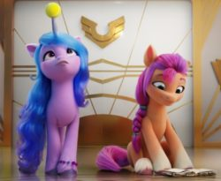 Sammi's Favorite Things: My Little Pony A New Generation Toys