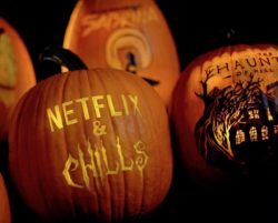 Netflix and Chills Fall Schedule