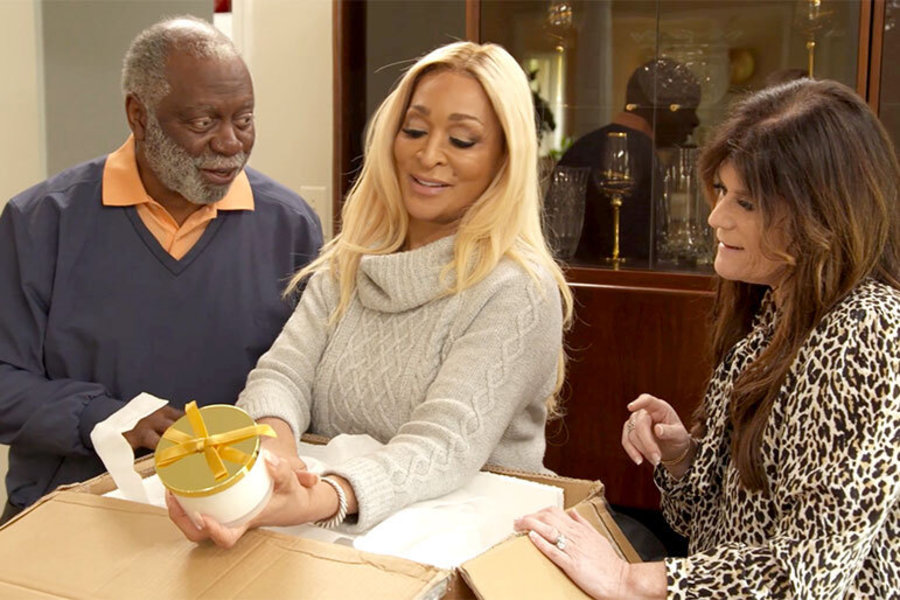 The Real Housewives of Potomac Highlights for Reasonable or Shady?