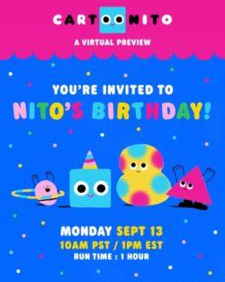 WarnerMedia Kids & Family to Host Virtual Birthday Party for Cartoonito