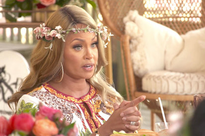 The Real Housewives of Potomac Highlights for Goddesses of War