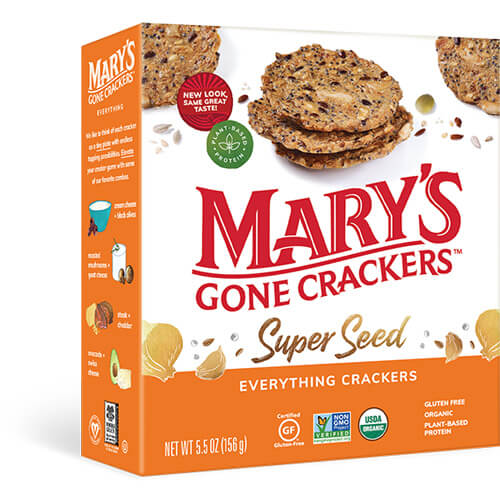 Sammi's Favorite Things: Mary's Gone Crackers....Again!